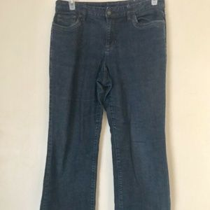 Women's LIZ CLAIBORNE Dark Wash Boot Cut Jeans